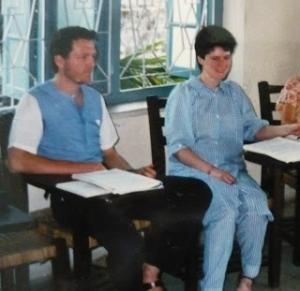 In language study, Dhaka (Bangladesh)