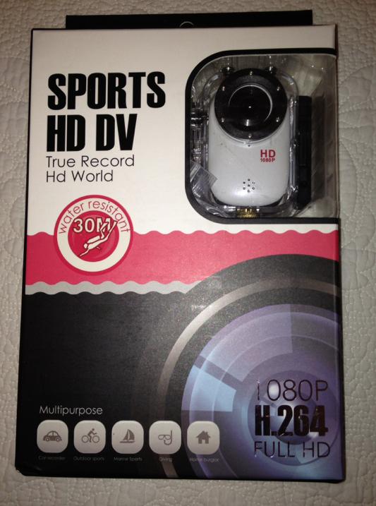 SJ1000 camera