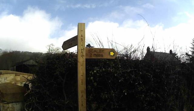 41 signpost