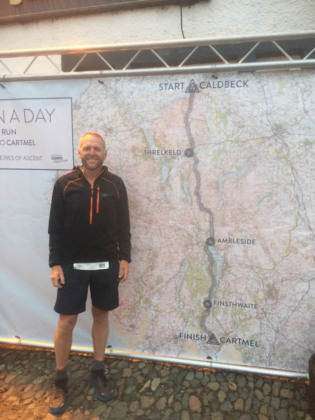 Lakes in a Day Race Report